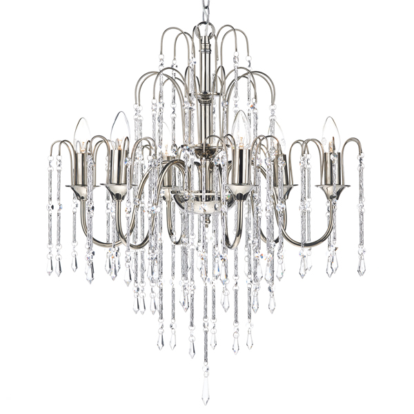 SY-CDL2325- Crystal Ceiling Light Modern Chandelier Contemporary Chandelier