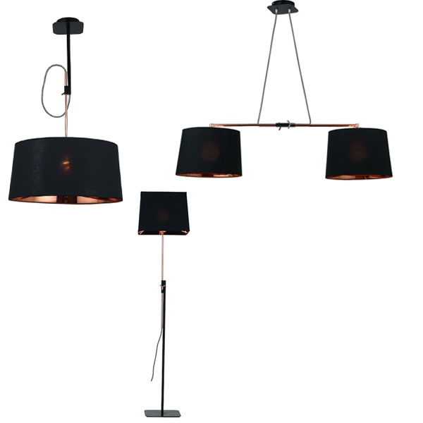 SY-FLBW5534 Fabric Modern Lamp Series Pendant Light Floor Lamp Ceiling Light