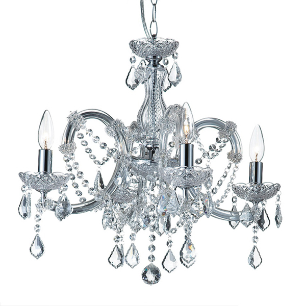 SY-CDL2331-Crystal Chandelier French Style Crystal Chandelier Baroque Chandelier