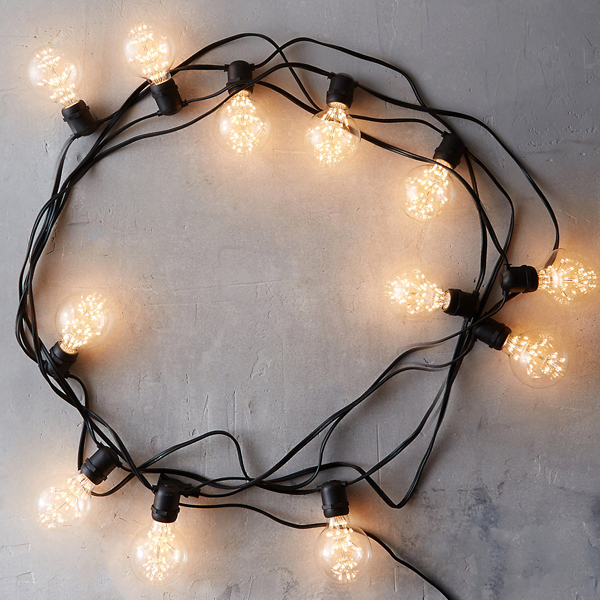 SY-ODL1-Waterproof String Lights Party Light Patio String Light