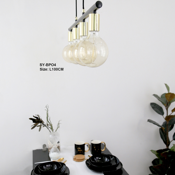 SY-BP04 Simple Glass Pendant Light