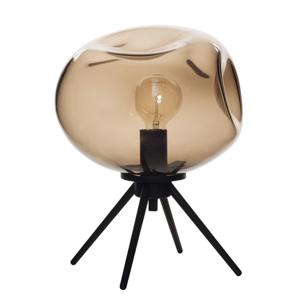 SY-GTL5912-Colour Glass Table Lamp